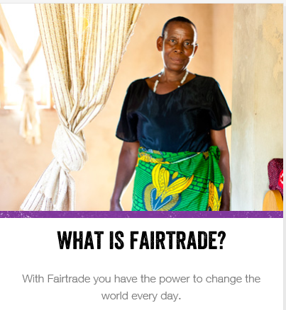 What is Fairtrade picture